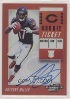Rookie Ticket RPS Autographs - Anthony Miller [Good to VG‑EX] #…