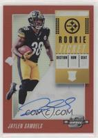 Rookie Ticket RPS Autographs - Jaylen Samuels #/199