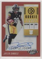 Rookie Ticket RPS Autographs - Jaylen Samuels /199