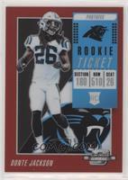 Rookie Ticket - Donte Jackson #/199