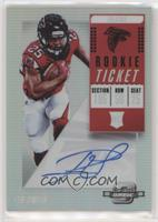 Rookie Ticket RPS Autographs - Ito Smith