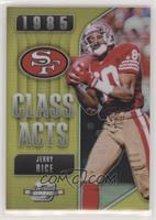 Jerry Rice #/10