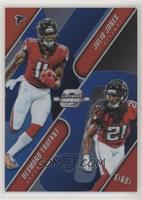 Julio Jones, Desmond Trufant #/25