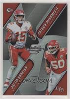 Justin Houston, Patrick Mahomes II /175