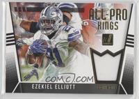 Ezekiel Elliott #/125