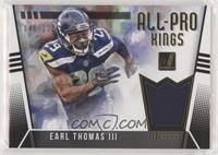 Earl Thomas III #/125