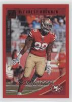 ce5f739a054 DeForest Buckner San Francisco 49ers Football Cards