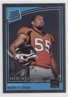 Rated Rookies - Bradley Chubb /100