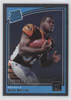 Rated Rookies - Mark Walton [EX to NM] #/100