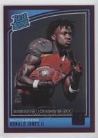 Rated Rookies - Ronald Jones II #/99