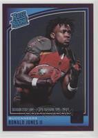 Rated Rookies - Ronald Jones II #/99