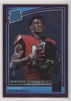 Rated Rookies - Calvin Ridley #/99