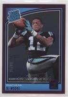 Rated Rookies - DJ Moore #/99