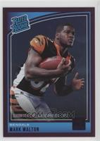 Rated Rookies - Mark Walton #/99
