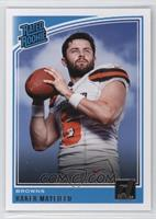 Rated Rookies - Baker Mayfield