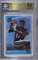 Rated Rookies - Anthony Miller [BGS 9.5 GEM MINT]
