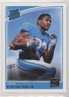 Rated Rookies - Kerryon Johnson