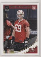 Rookies - Mike McGlinchey