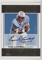 Earl Campbell #/25