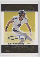 Justin Tucker /5