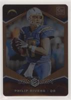Philip Rivers (Blue Jersey) #/25