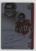 RPS Rookie Steel Signatures - Calvin Ridley [EXtoNM] #/99