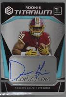 Derrius Guice [Noted] #/25