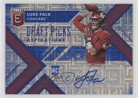Draft Picks - Luke Falk #/15