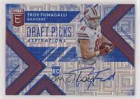 Draft Picks - Troy Fumagalli #5/30