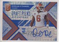 Draft Picks - Dorian O'Daniel #/30