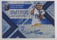 Draft Picks - Jake Wieneke #/15
