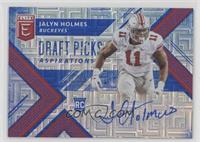 Draft Picks - Jalyn Holmes /30