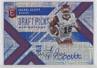 Draft Picks - Jaleel Scott #/30