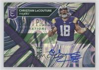 Draft Picks - Christian LaCouture /5