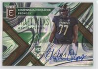 Draft Picks - Chukwuma Okorafor /5