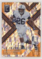 Draft Picks - Saquon Barkley