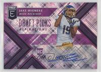 Draft Picks - Jake Wieneke #/25