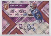 Draft Picks - Duke Dawson /99