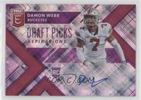 Draft Picks - Damon Webb /99