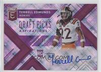 Draft Picks - Terrell Edmunds /99