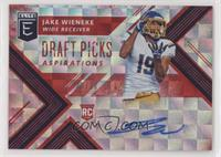 Draft Picks - Jake Wieneke #/20