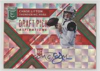 Draft Picks - Chase Litton /75