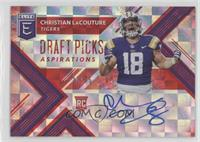 Draft Picks - Christian LaCouture /75