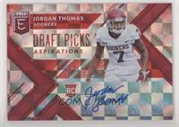 Draft Picks - Jordan Thomas /75