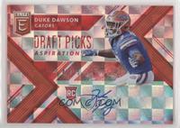 Draft Picks - Duke Dawson #/75