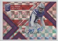 Draft Picks - D.J. Reed /75
