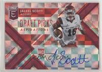 Draft Picks - Jaleel Scott #/75