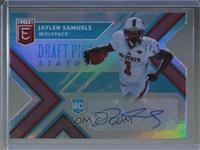 Draft Picks - Jaylen Samuels /1