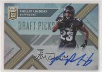 Draft Picks - Phillip Lindsay