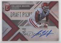 Draft Picks - Orlando Brown